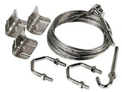 BLAKE UK K6/F  Lashing Wire/Captive Eye Bolt Kit